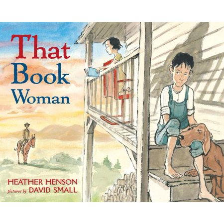 That Book Woman By Heather Henson - image 3 de 3