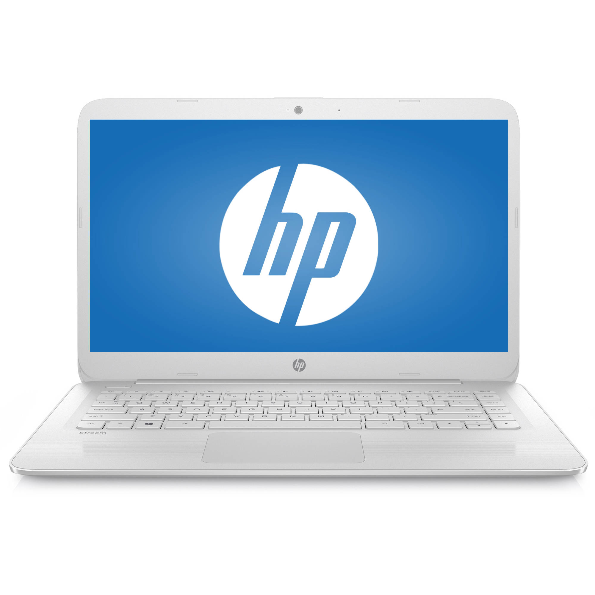 "HP Stream 14-ax067nr 14"" Laptop, Windows 10 Home, Intel Celeron N3060 Dual-Core Processor, 4GB RAM, 32GB Flash Storage"