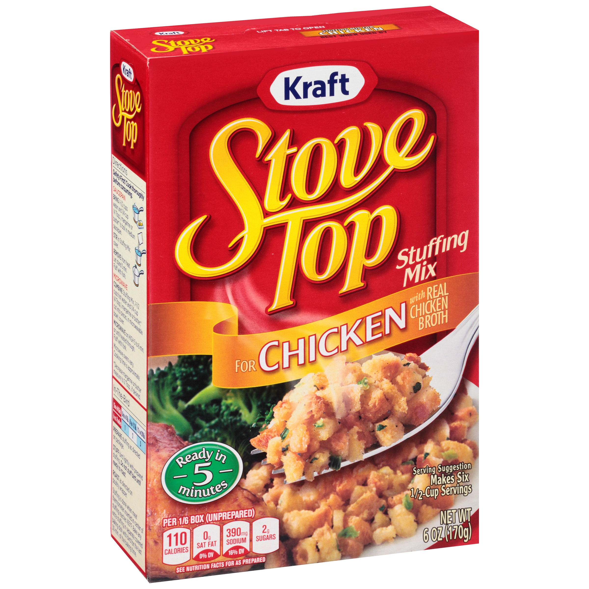 Stove top stuffing recipes for chicken - Best chicken recipes
