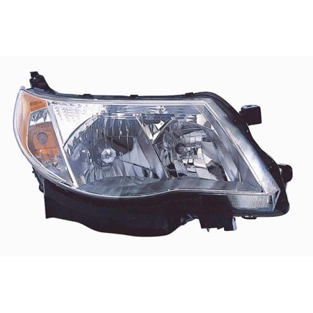 Go Parts 2009 2017 Subaru Forester Front Headlight Headlamp Embly Housing