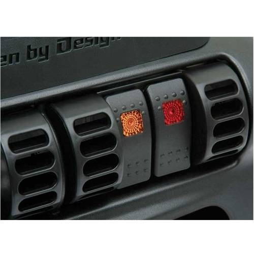 Daystar International 97-06 Wrangler TJ Switch Panel