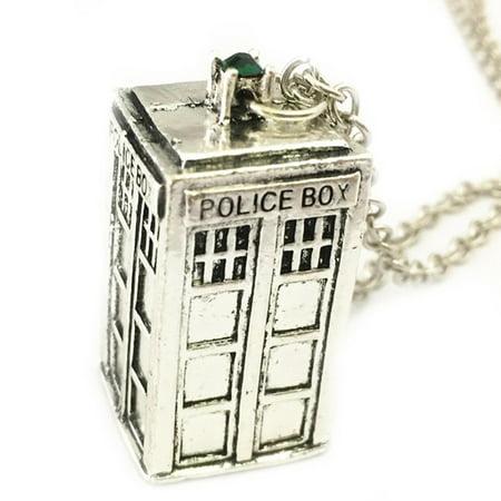 Dr. Who Police Box Logo 18