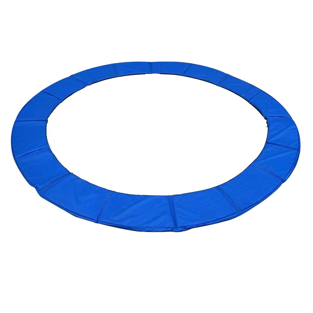 Yescom 15 ft Trampoline Safety Pad Round Frame Spring Cover Replacement Pad 16pcs Indoor Outdoor