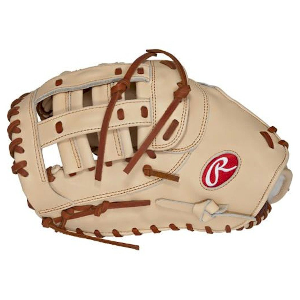 Rawlings Pro Preferred Baseball First Base Mitt, 12.25in,...