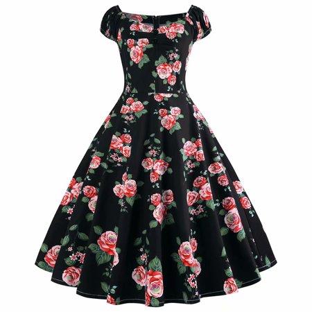 Noroomaknet Juniors Long Maxi Dresses,Womens Sleveeless Dress Skirt Plus  Size,,Red(L-4XL)