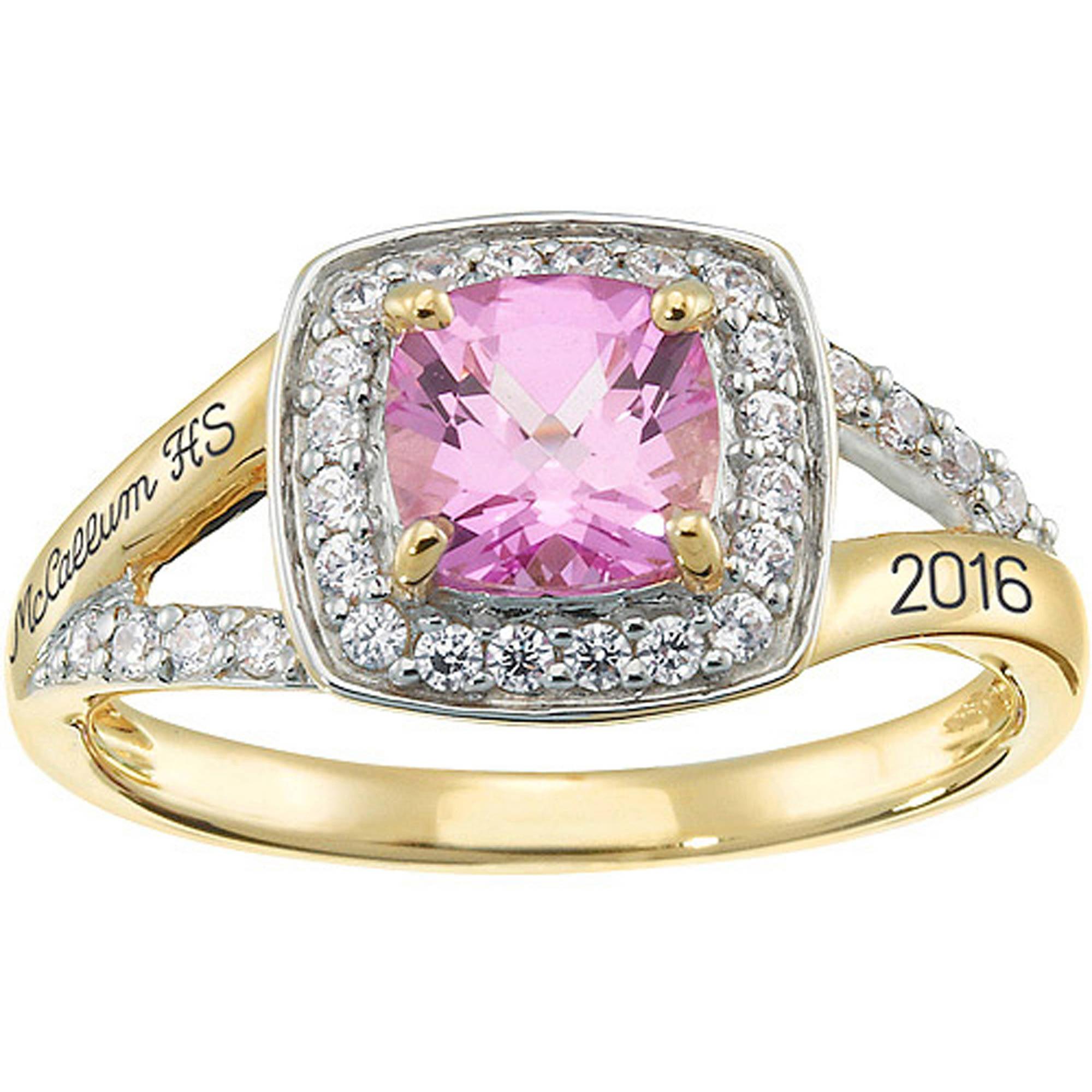 Keepsake Girl's Fashion Class Ring