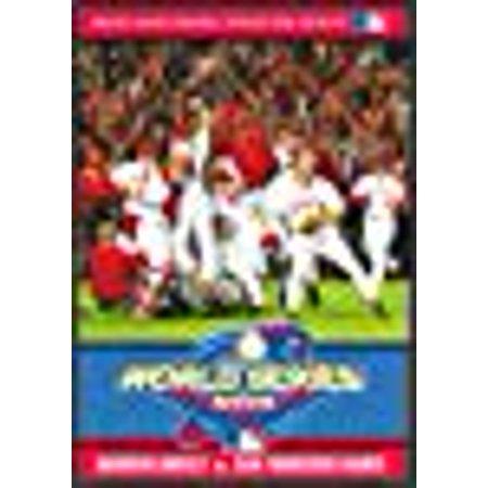 2002 World Series Video - Anaheim Angels vs. San Francisco Giants