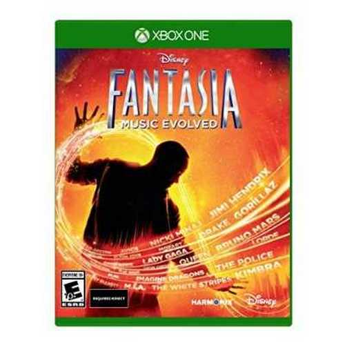 Refurbished Disney Fantasia: Music Evolved - Xbox One