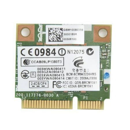 Hp BCM943224HMS 582564-001 New Hp Broadcom 43224 802.11 A/g/n Wlan