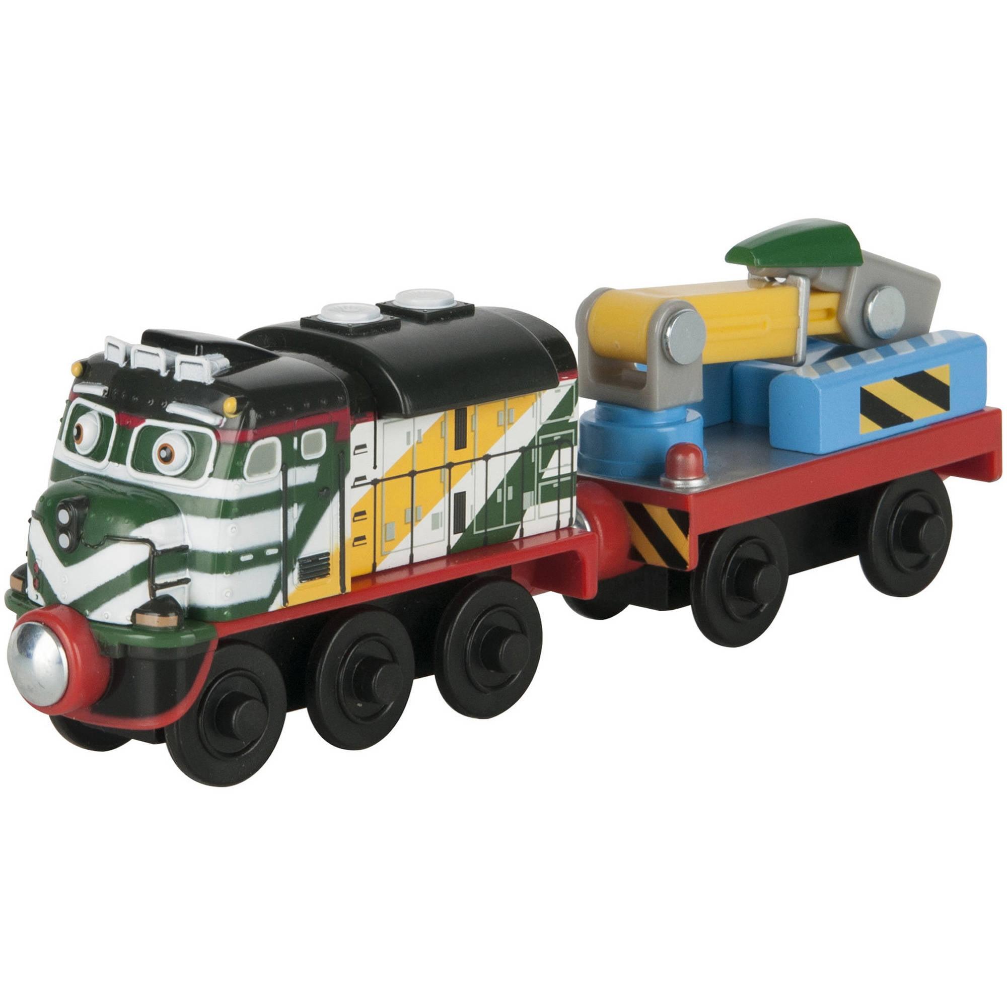 Chuggington Wooden Train Storage - Wooden Designs