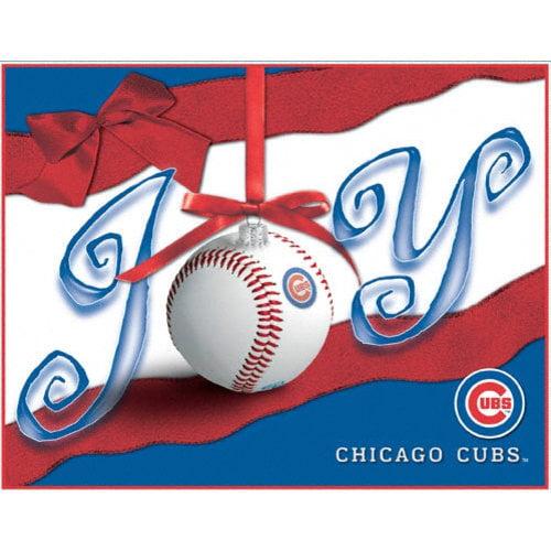 Chicago Cubs Christmas Cards - Walmart.com