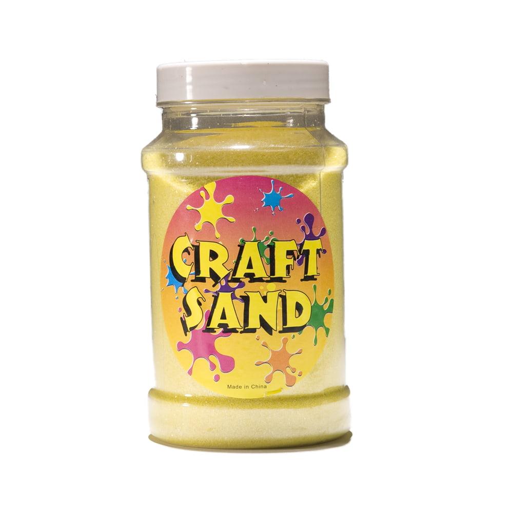 Yellow Craft Sand