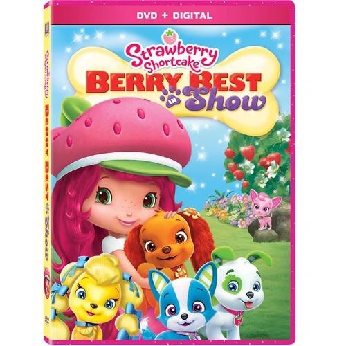 Strawberry Shortcake: Berry Best In Show (DVD   Digital Copy) (With INSTAWATCH) (Widescreen)