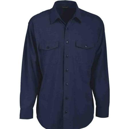 River's End Mens Chamois Shirt  Casual  Shirt
