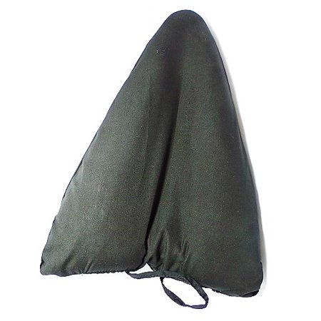 Bike Seat Cushion in Black - 14.5