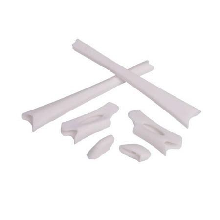 New SEEK OPTICS Rubber Kit Ear & Nose Pads Oakley FLAK JACKET XLJ - Multi (Flak Jacket Xlj Sunglasses)