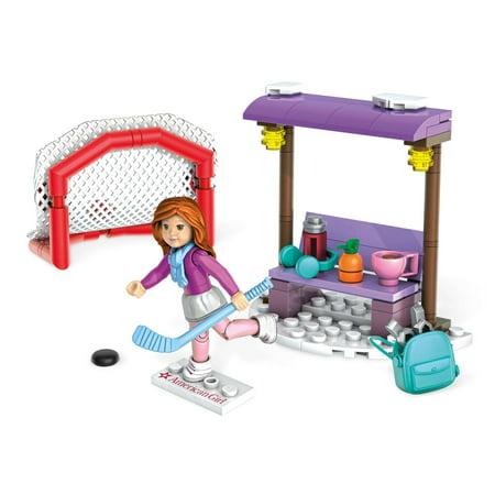 Mega Construx American Girl Mia's Hockey Practice Building Kit Only $3.51