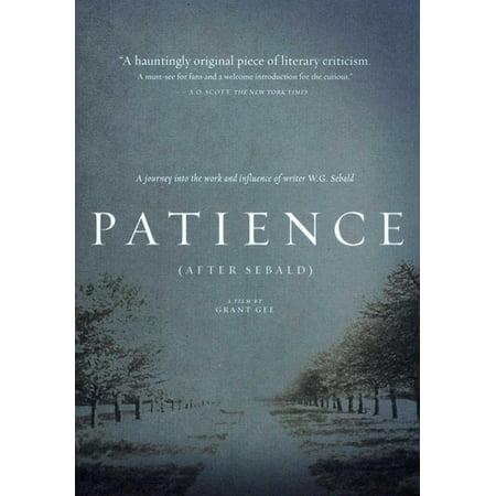 Patience   After Sebald
