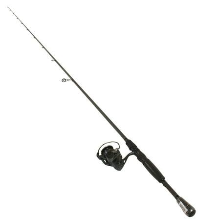 Custom Classic Combo (Lews Fishing Custom Black Speed Spin Spinning 1 Piece Combo )