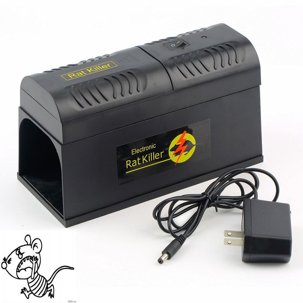 3PCS Electronic Mice Rat Killer Rodent Repeller Electric ...