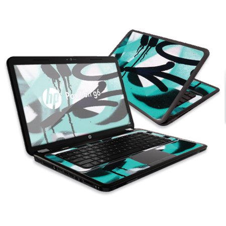 Mightyskins Protective Skin Decal Cover for HP Pavilion G6 Laptop with  15 6