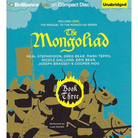 The Mongoliad by