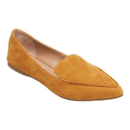 89d68ab9045 Steve Madden Women s Feather Loafer - Walmart.com