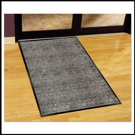 Silver Series Indoor Walk-Off Mat, Polypropylene, 36 X 60, Pepper/salt