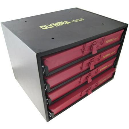 Olympia Tools 4 Drawer Hardware Organizer, 90-800