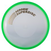 Single Unit Aerobie Superdisc Green