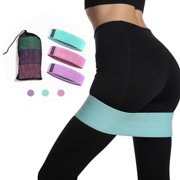 Exercise Resistance Bands for Legs and Butt Upgrade Thicken Yoga Resistance Bands for Women