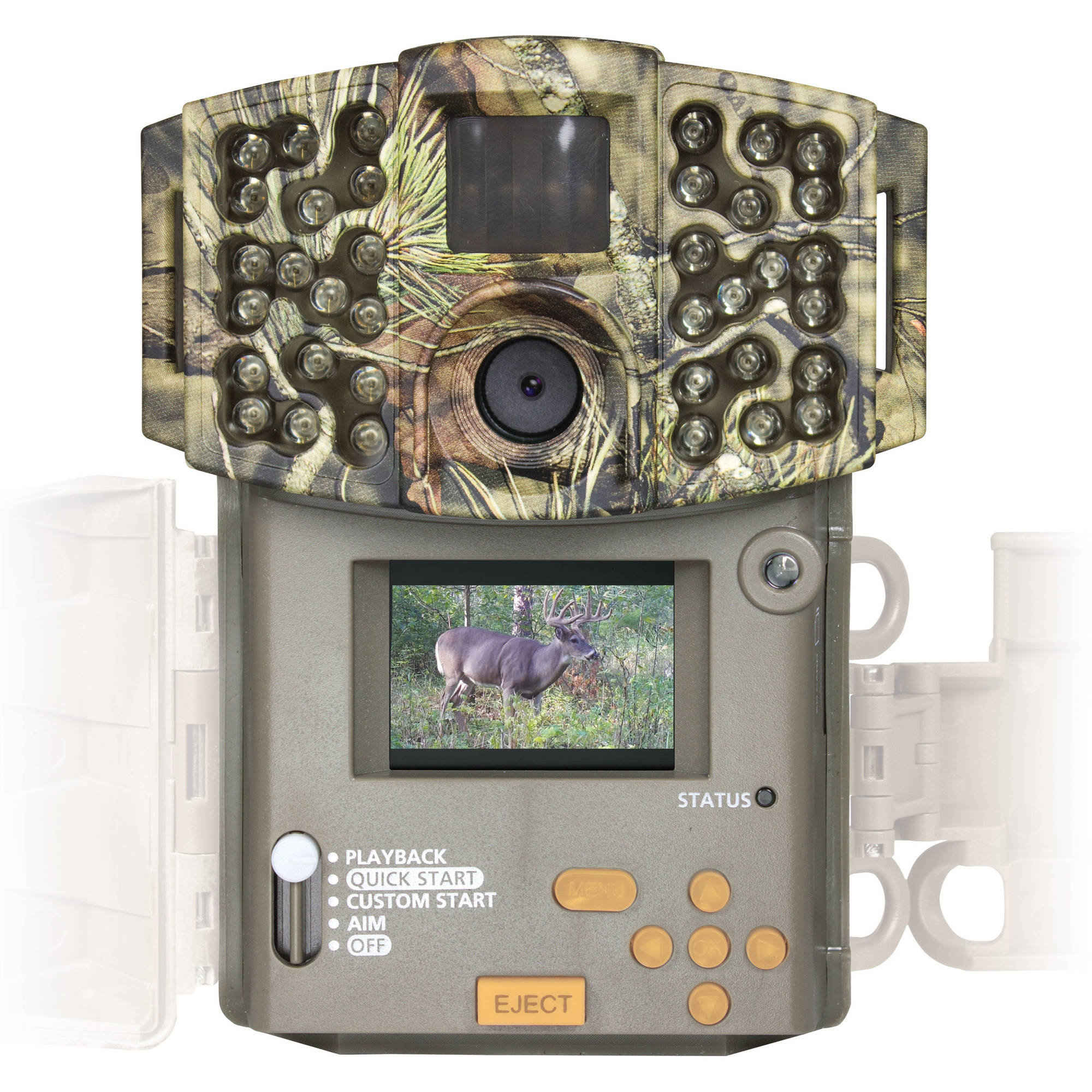Moultrie M-999i 20 Mega Pixel Game Camera, Mossy Oak Country