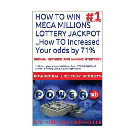 How to Win Mega Millions Lottery Jackpot ..How to Increased Your Odds by 71% : 2004 Pennsylvania Powerball Winner Tells Lottery&gambling Secrets to Winning ... 5,6,&mega (New York State Lottery Winning Numbers For Today)