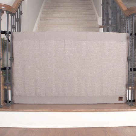 The Stair Barrier Banister To Banister Gate Walmart Com