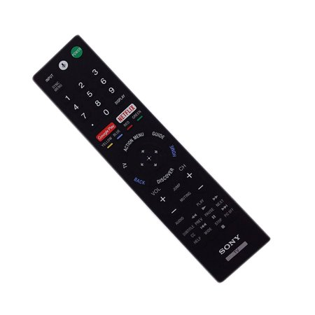 Original TV Remote Control for Sony XBR49X830C Television - image 1 of 2