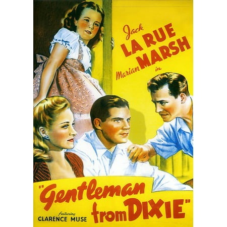 Gentleman From Dixie (DVD) (Gentleman 2)