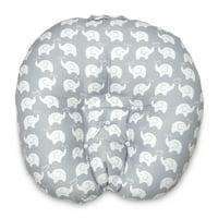 Boppy Baby Original Newborn Lounger, Elephant Love
