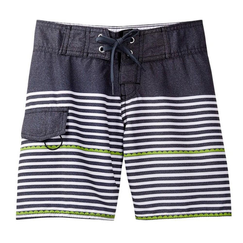 Azul Swimwear Dancing Feather Swim Shorts