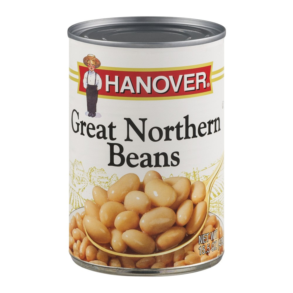 Hanover Great Northern Beans, 15.5 Oz
