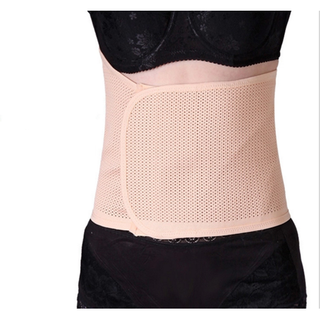 Breathable Adjustable Elastic Abdominal Binder Postnatal
