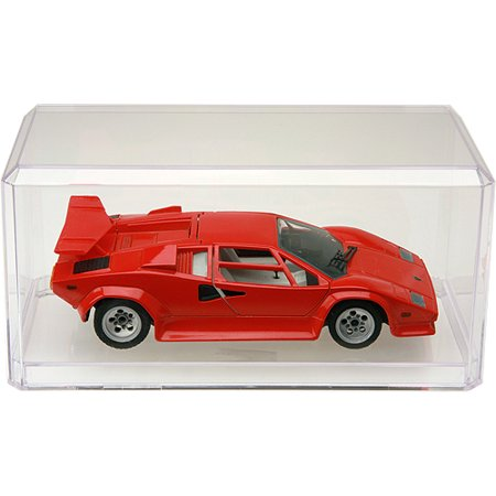 Clear Acrylic Display Case For 1:32 Scale Cars - 8