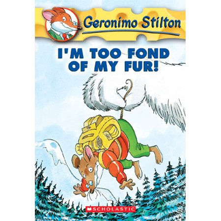 I'm Too Fond of My Fur! (Geronimo Stilton #4) (Fond Ecran Halloween)