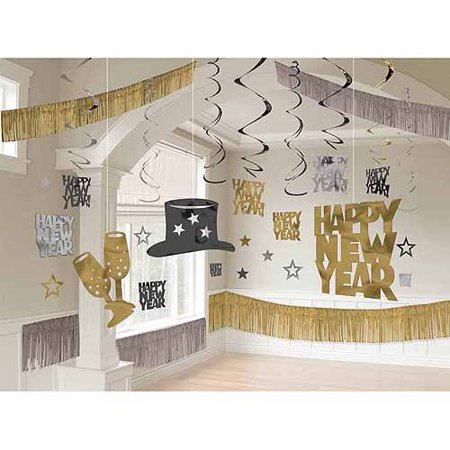 New Year's Giant Decorating Kit - Walmart.com