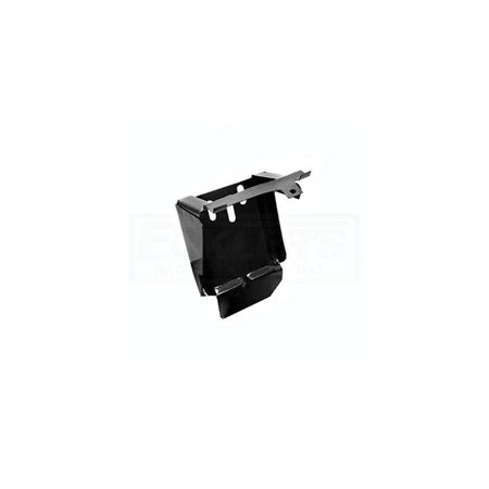 Eckler's Premier  Products 50353069 Chevelle And Malibu Trunk Latch Support Brace Chevelle Trunk Floor Braces