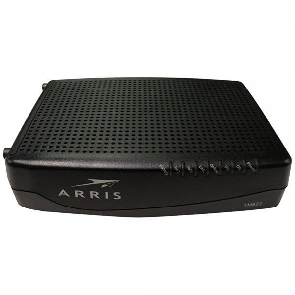 Arris Touchstone TM822G DOCSIS 3.0 8x4 Ultra-High Speed T...