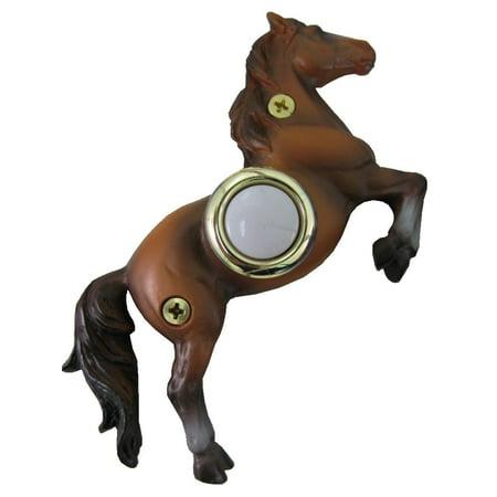 Waterwood Painted Horse Doorbell