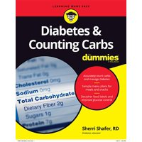 For Dummies (Lifestyle): Diabetes & Carb Counting for Dummies (Paperback)