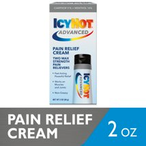 Pain Relievers: Icy Hot Advanced Relief