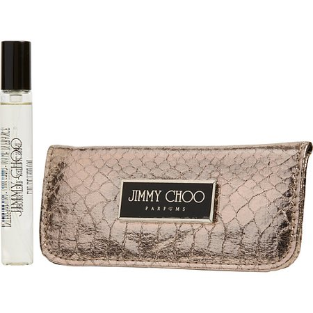 Jimmy Choo Eau De Parfum Spray .25 Oz Mini In A Purse Pouch By Jimmy C Always Eau De Parfum Purse Spray