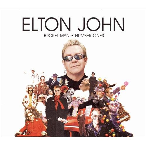 Rocket Man: Number Ones (CD/DVD)